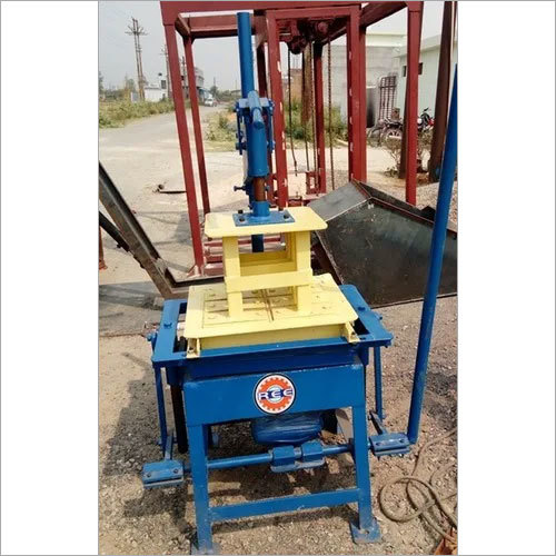 Vibro Press Block Making Machine