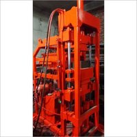 Automatic Interlocking Brick Machine