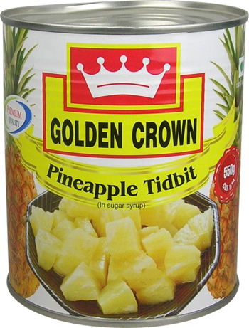 Pineapple Tidbit Premium