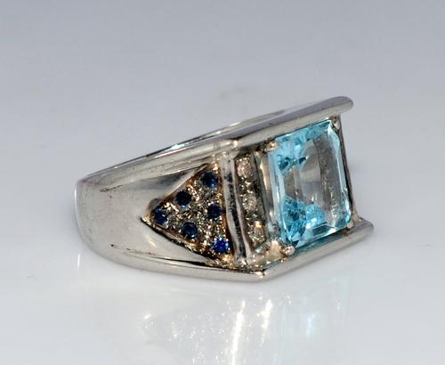 925 Gemstone Jewelry Men