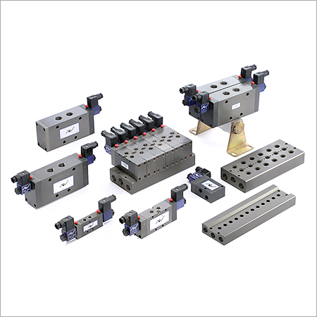 Industrial Pneumatic Valves