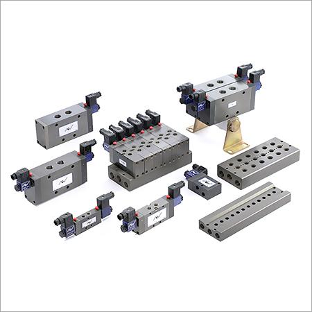 Industrial Pneumatic Valves