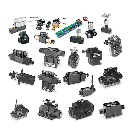 Industrial Hydraulic Valves