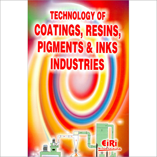 Book on Coating, Pigments and Inks Industries