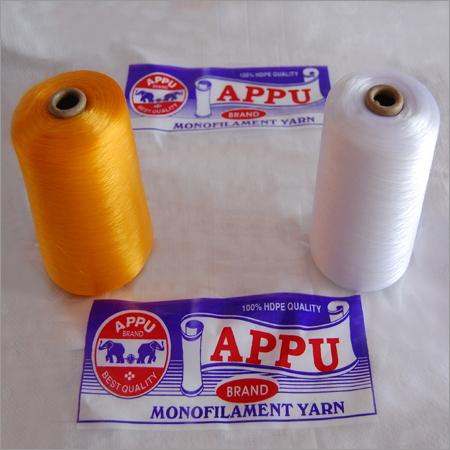 Monofilament Plastic Yarn