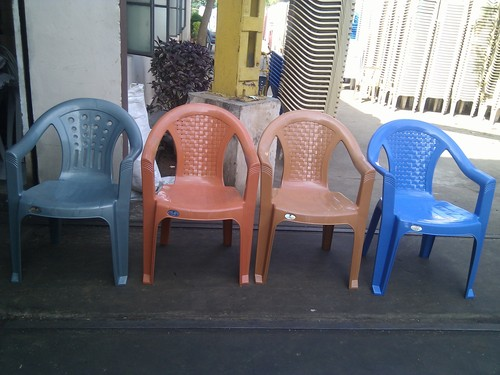plastic chairs india