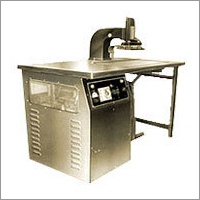 Automatic Rexine Embossing Machine