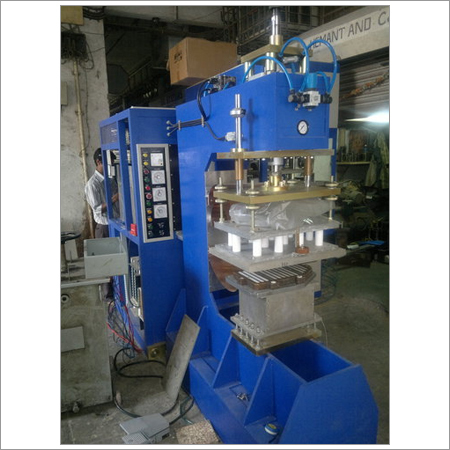 PVC Heal Pad Making Machine