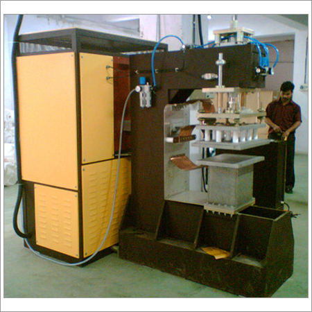 Industrial Heel Pad Making Machine