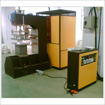 Automatic Heel Pad Making Machine