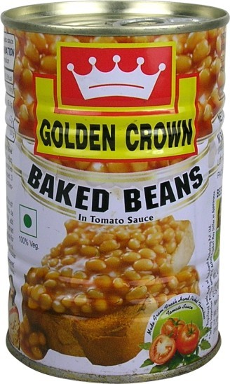 Baked Beans in Tomato Sauces
