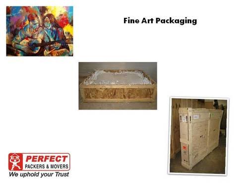 Fine Art Packaging