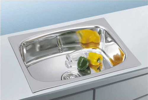 Sink 24*18*9 Global Delux Single Piece