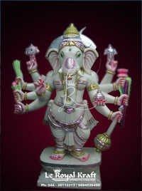 Lord Ganesh Murti