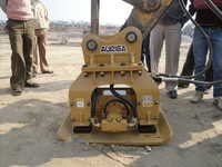 Hydraulic Compactor for Backhoe Loader