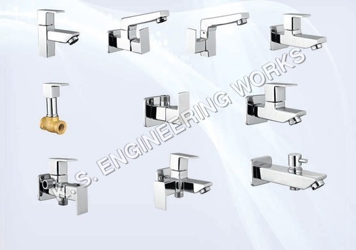 Contemporary Bath Fitting