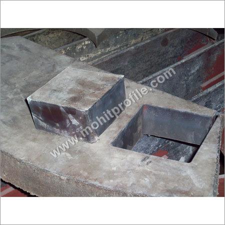 Plasma Cut Stainless Steel Profiles