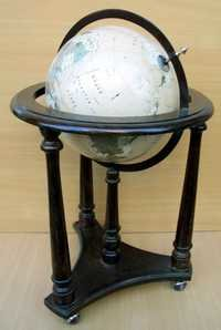 Decorative Map Globe