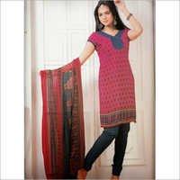 Casual Dress Material