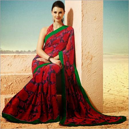 Shimmer Designer Saree