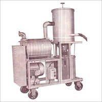 INDUSTRIAL VACUUM CLEANER MACHINES