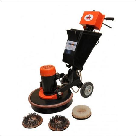 Three Brush Floor Scarifying (Speed-425)