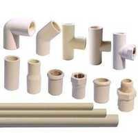 UPVC & CPVC Pipes & Fittings