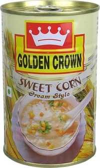 Sweet Corn Cream Style