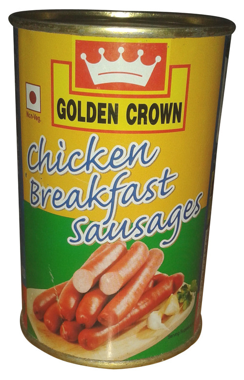 Chicken Breakfast Sausages