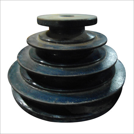 Flat Type V Pulley