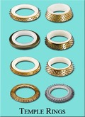 Temple Rings
