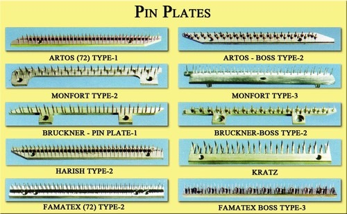 Textile Processing Machinery Spares