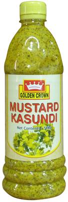 Mustard Kasaundi