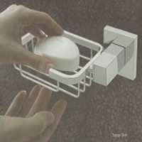 Soap Dish Cubix
