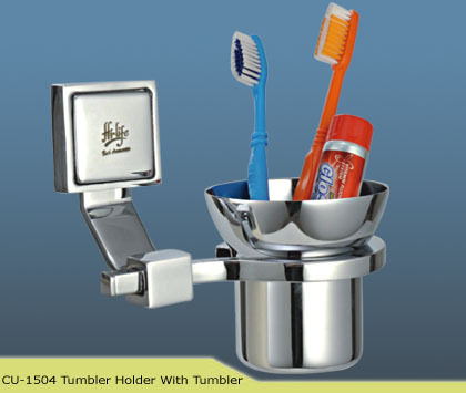 Tumbler Holder With Tumbler Cubix HI Life