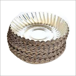 Party Silver Paper Plates