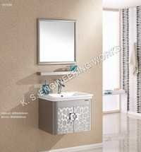 Ceramic Wall Mount Vanity