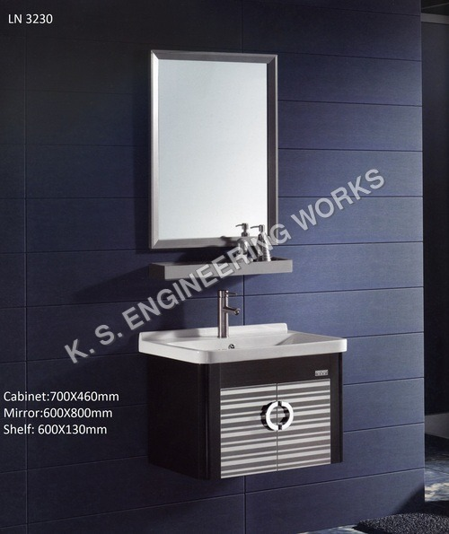 Trendy Bathroom Vanity