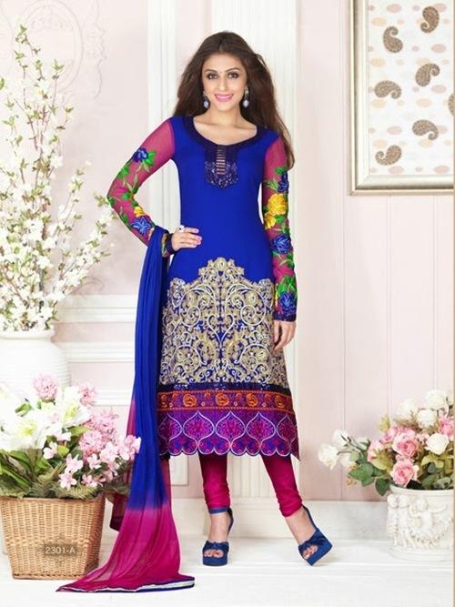 Designer Salwar Kameez Suits 2014