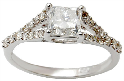 lattest white gold wedding ring, designer diamond engagement real white gold ring