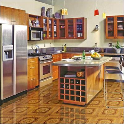 Wooden Glossy Digital Floor Tiles