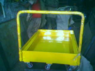 Industrial Steel Trolleys