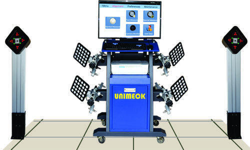 4D Wheel Alignment