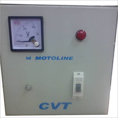 Constant Voltage Stabilizer