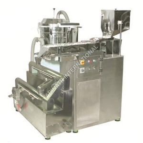 Capsule Inspection & Polishing Machine