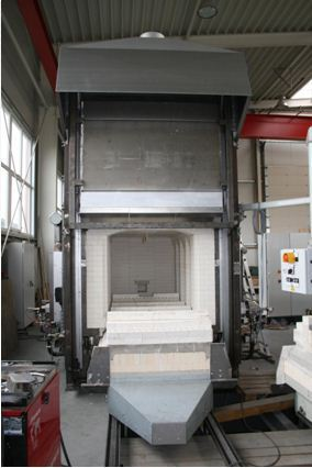 Batch heat treatment Furnace