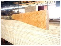 LVL (Laminated Veneer Lumber)