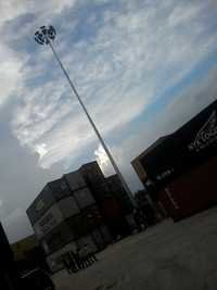 Street Lighting High Mast Poles