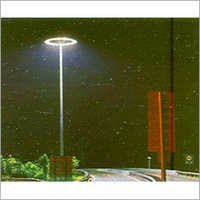 High Mast Garden Lighting Pole