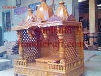 Teak temple CRTM026